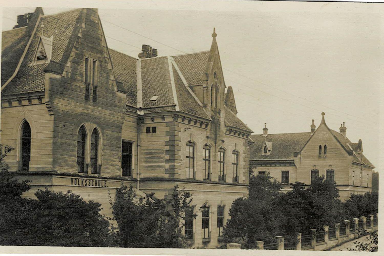 Historie: Německá škola